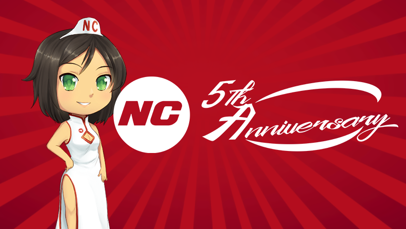 NChans's 5th Anniversary!